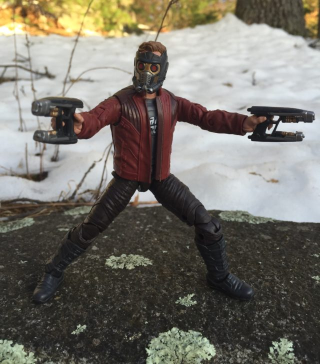 Hasbro Star Lord Marvel Legends Six Inch Figure