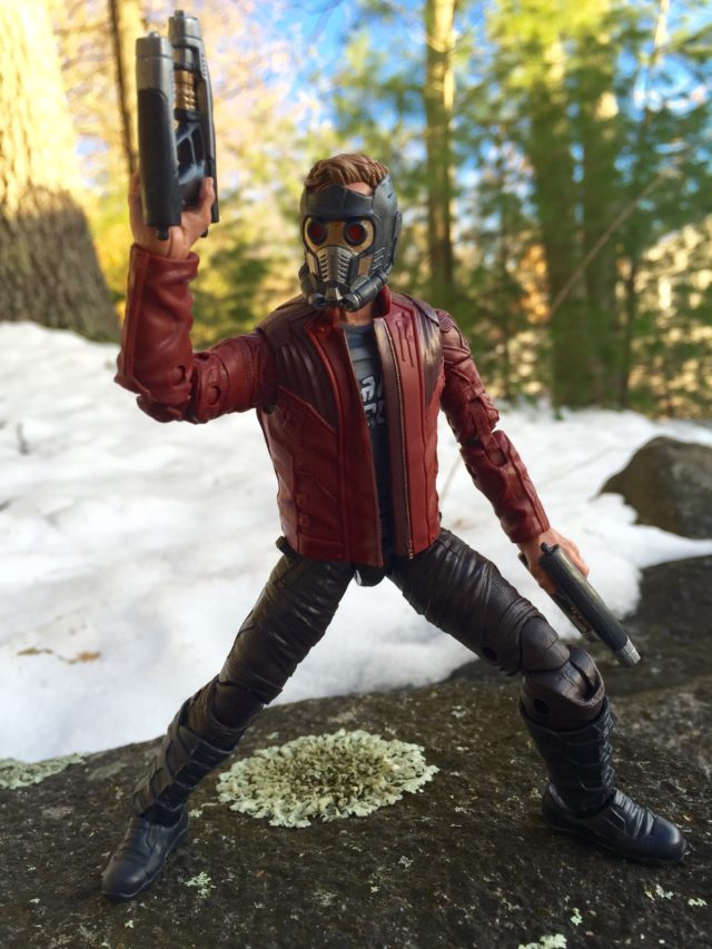 Guardians of the Galaxy Marvel Legends 2017 Star-Lord Review