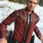 2017 Marvel Legends Star-Lord 6″ Figure Review GOTG Vol. 2