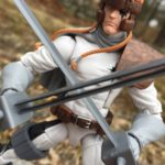 Marvel Legends Shatterstar Figure Review X-Men Warlock Series