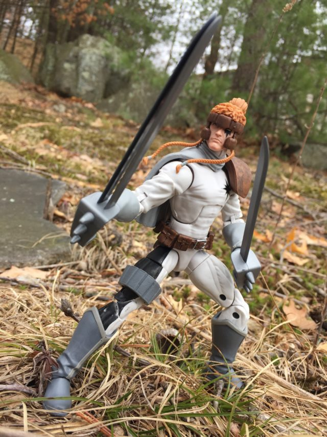 Marvel Legends X-Men 2017 Shatterstar Figure