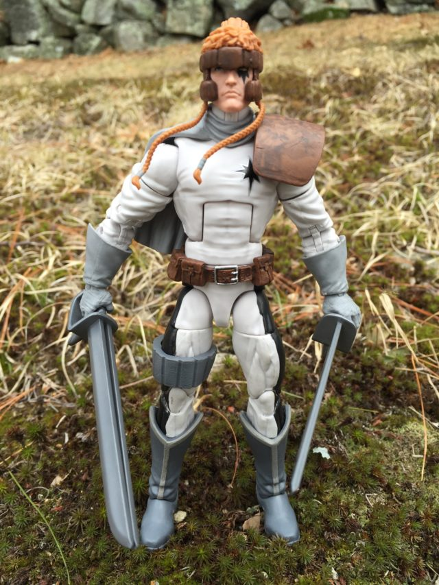 "Hasbro Marvel Legends X-Men Shatterstar 6"" Figure"