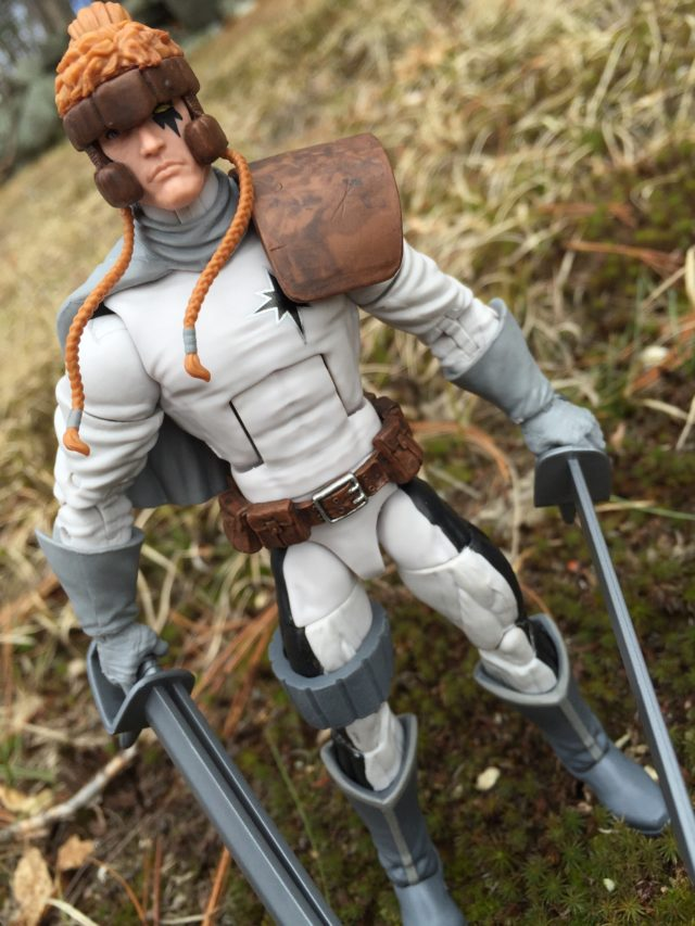 Marvel Legends X-Men Wave 2 Shatterstar Six Inch Figure