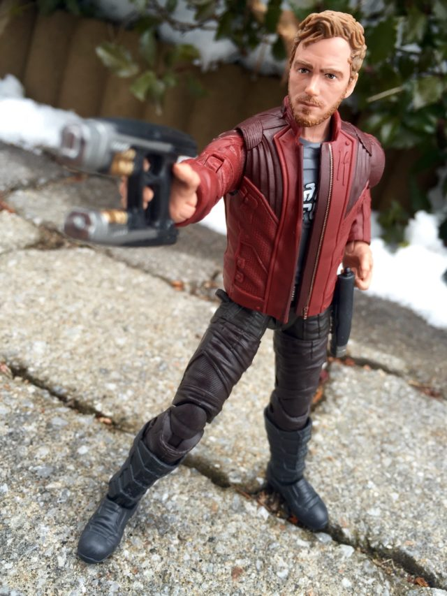 Guardians of the Galaxy Vol. 2 Star-Lord Marvel Legends Figure Review