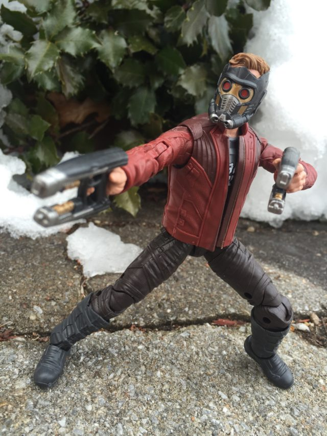 Marvel Legends 2017 Star-Lord Movie Figure Review