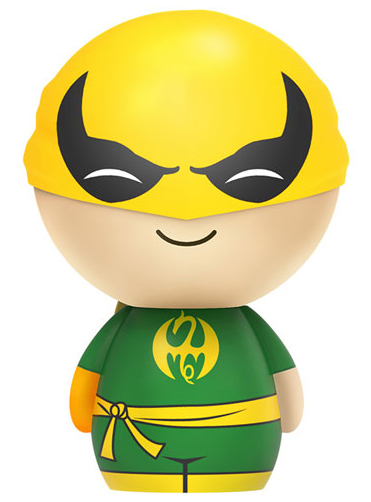 Iron Fist Dorbz Funko Vinyl Figure June 2017