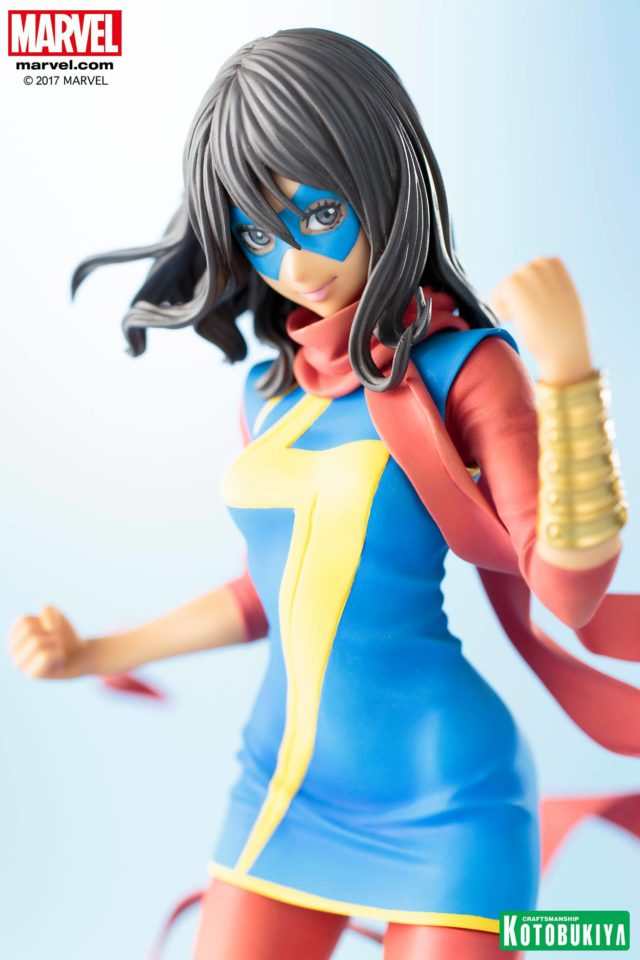 Kamala Khan Ms. Marvel Statue Kotobukiya Bishoujo - Copy
