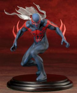 Kotobukiya Spider-Man 2099 ARTFX+ Statue Official Photo