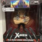 Loot Crate Exclusive Jada Metals Logan Wolverine Figures!