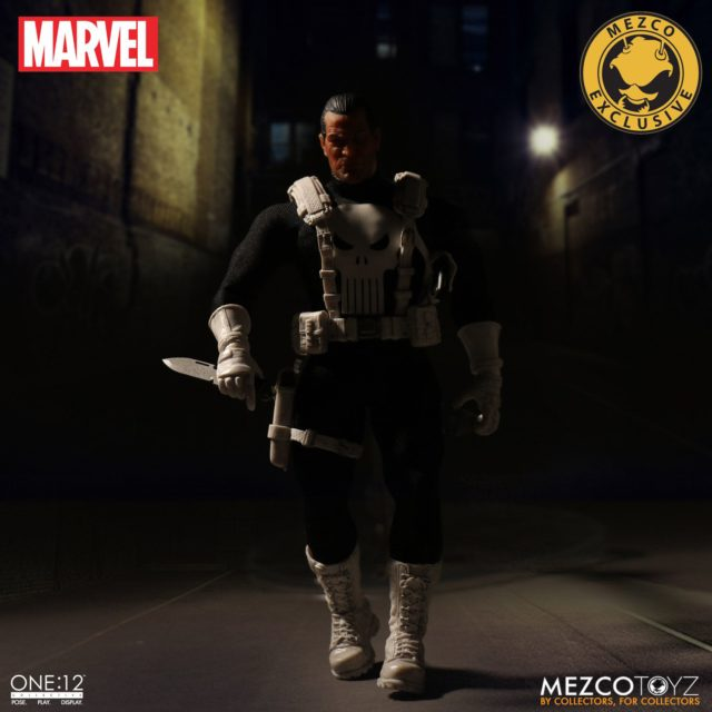 Punisher Classic Variant ONE 12 Collective Action Figure