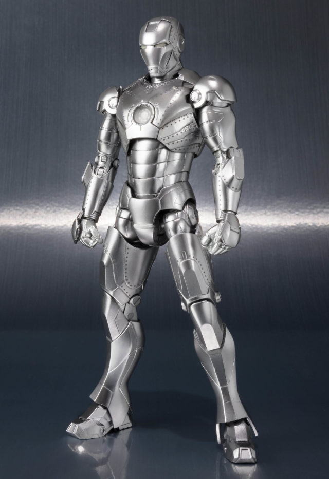 SH Figuarts Iron Man Mark II Figure
