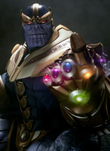 Sideshow Exclusive Thanos Statue Pre-Order