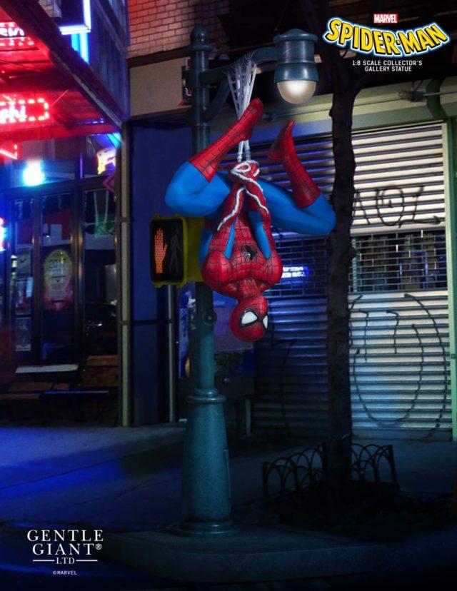 Spider-Man Collector's Gallery Statue Gentle Giant Ltd.