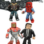 Spider-Man Homecoming Minimates Figures Photos!