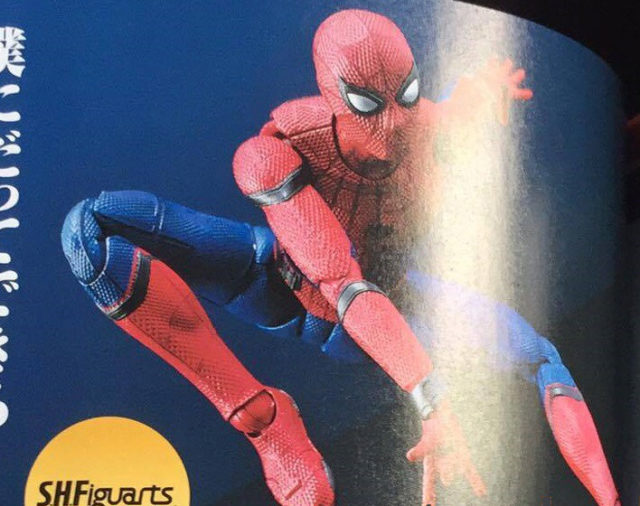 Spider-Man Homecoming SH Figuarts Figure