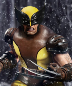 Wolverine ONE 12 Collective Figure Up for Order