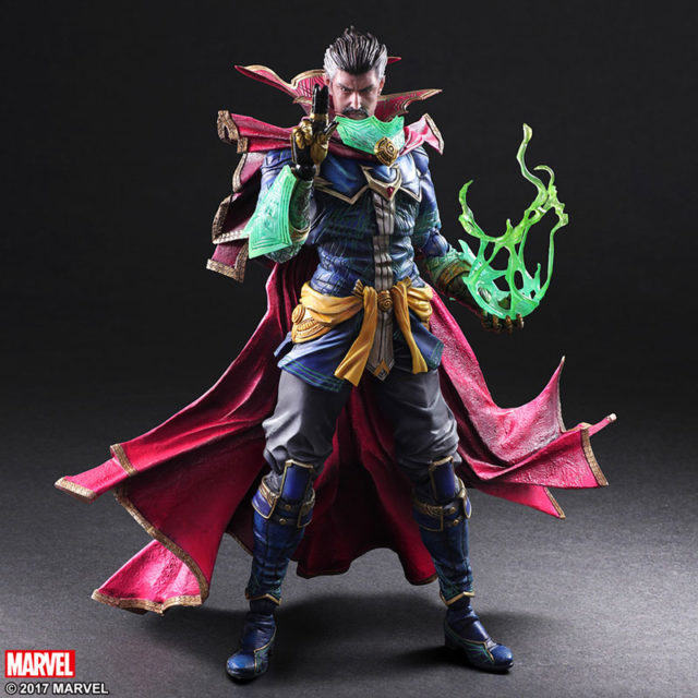 2017 Play Arts Kai Marvel Doctor Strange Figure