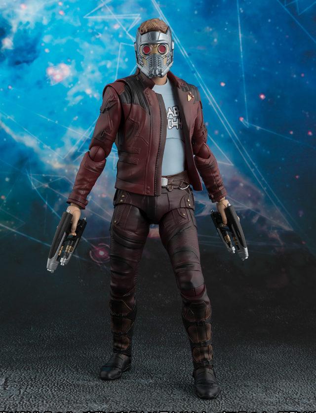 Bandai S.H. Figuarts Star-Lord Masked Figure