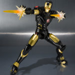 SH Figuarts Iron Man Age of Heroes Exclusive Figure Revealed!