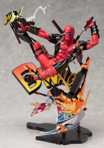 Breaking The Fourth Wall Deadpool Statue Good Smile Company Online