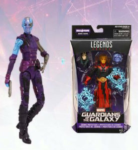 Guardians of the Galaxy Legends Wave 2 Nebula and Adam Warlock