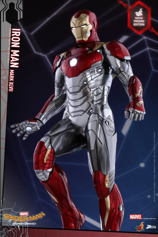 Homecoming Iron Man Hot Toys Movie Promo Edition PPS Series Figures