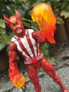 "X-Men Legends Sunfire 6"" Figure Hasbro Review"