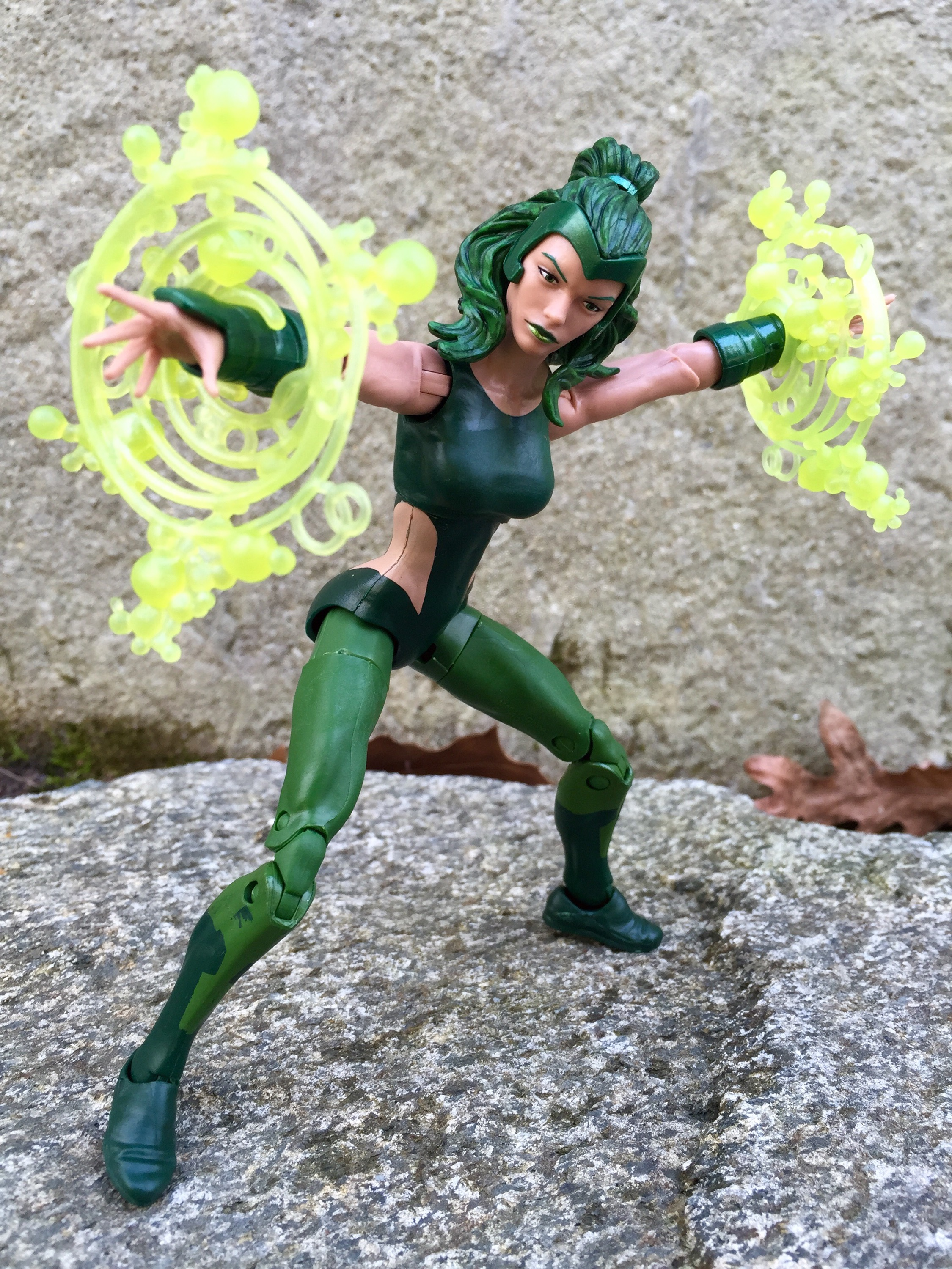 Marvel Polaris Action Figure