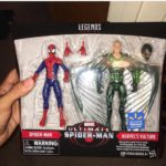 Marvel Legends Vulture & Spider-Man 2-Pack Released!