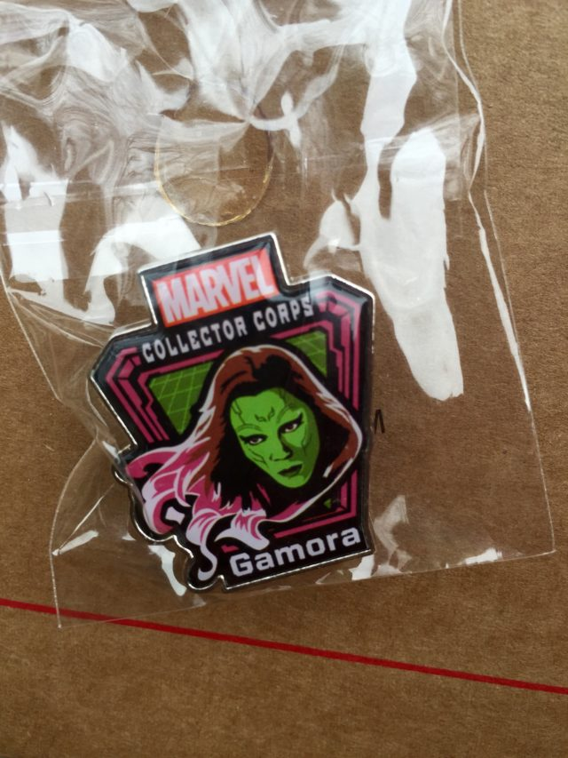 Funko Gamora Pin Collector Corps April 2017