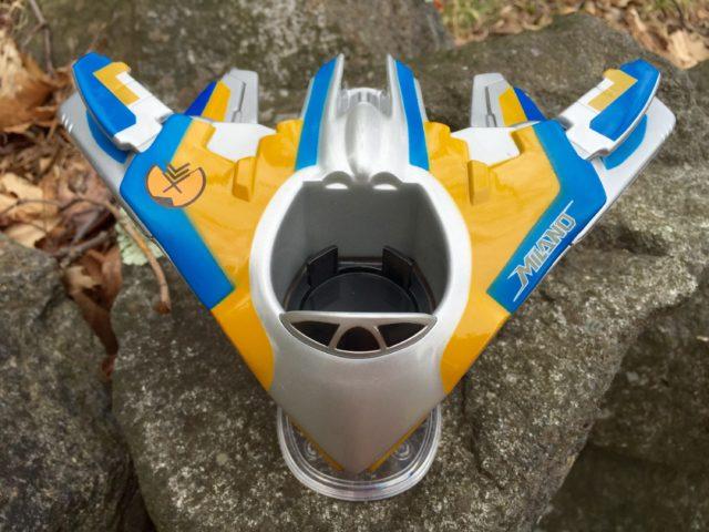 Funko Milano Dorbz Ridez Spaceship