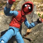 Marvel Legends Homemade Suit Spider-Man Figure Review