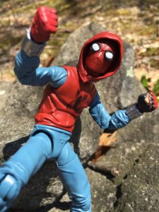 IMarvel Legends Homemade Suit Spider-Man Figure Review