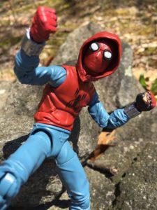 IMarvel Legends Homemade Suit Spider-Man Figure Review