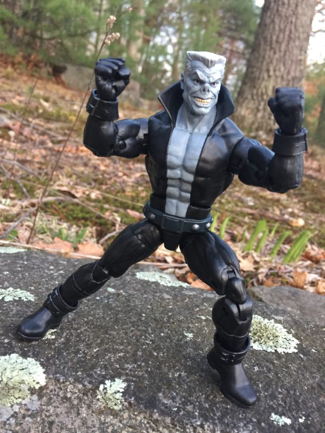 "Review Marvel Legends Tombstone 6"" Figure"