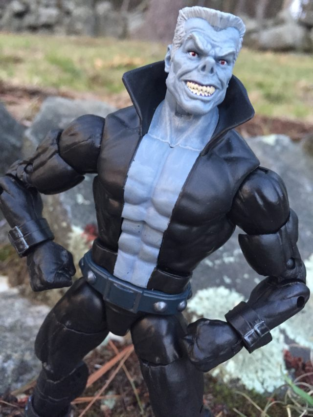 Marvel Legends Tombstone Review