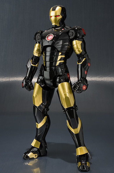 Iron Man Age of Heroes SH Figuarts Exclusive Figure