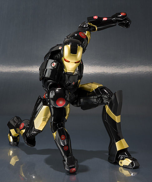 Iron Man Mark 3 Age of Heroes SH Figuarts Figure Exclusive