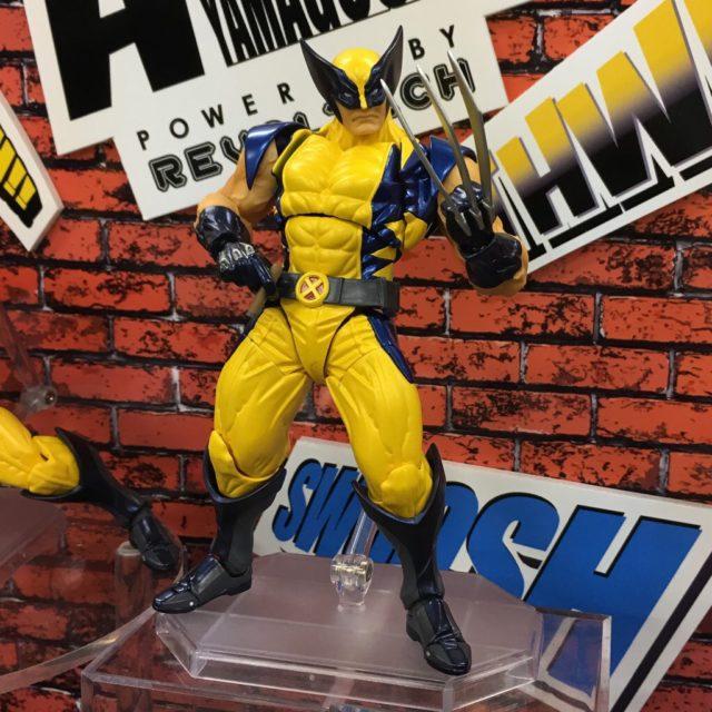 Kaiyodo Revoltech Wolverine Figure