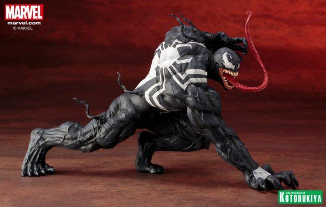 Koto ARTFX Venom Statue Side View