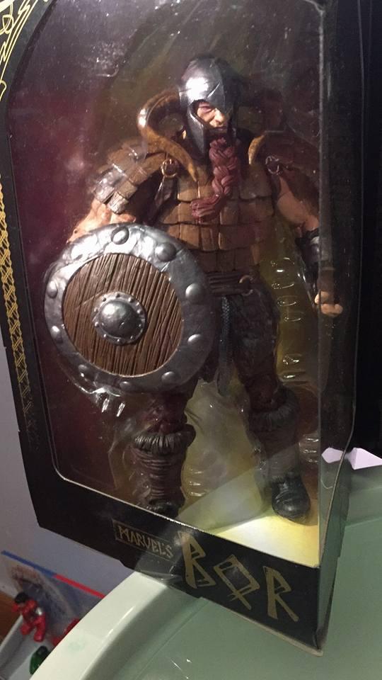 Marvel Legends Bor Figure SDCC 2017