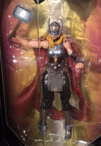 Marvel Legends Jane Foster Thor Figure SDCC 2017