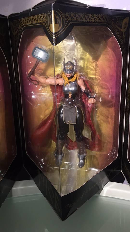 Marvel Legends SDCC 2017 Lady Thor Jane Foster Figure