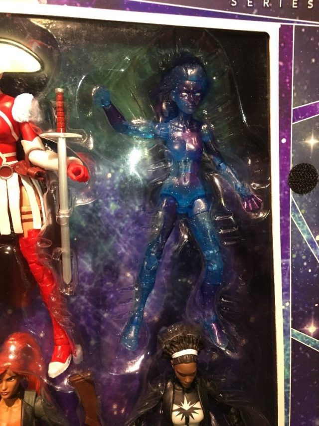 Marvel Legends Singularity Figure A-Force Exclusive
