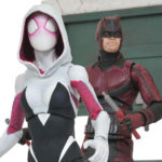 Marvel Select Netflix Daredevil & Spider-Gwen Up for Order!