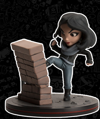 QMX Jessica Jones Q-Fig Loot Crate Figure