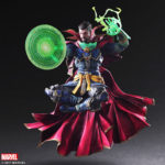 Play Arts Kai Doctor Strange Figure Photos & Order Info!