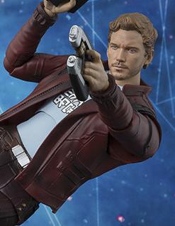 Star-Lord Figuarts Figure Chris Pratt Likeness