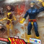 Marvel Legends Dark Phoenix & Cyclops Figures Set Photos!