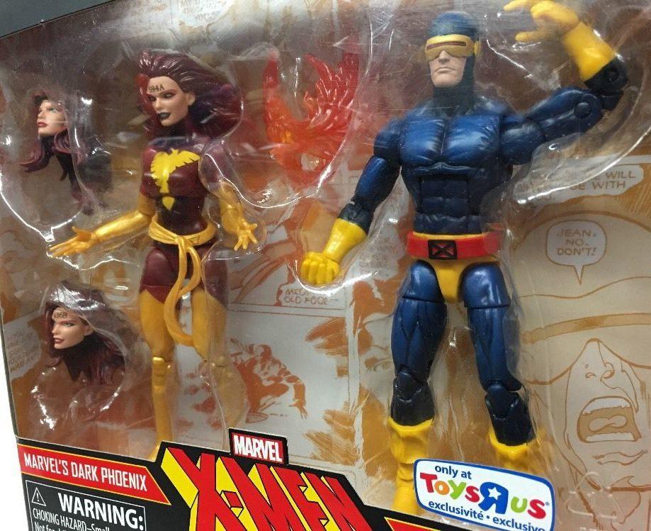 Marvel Legend Toysrus Exclusive Black Queen Action Figure